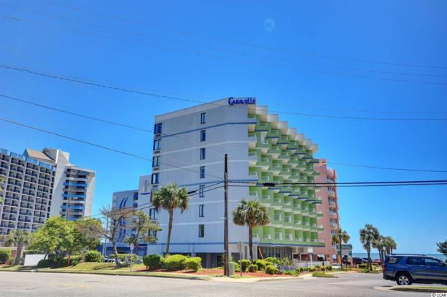 7000 N Ocean Blvd. #530, Myrtle Beach, SC 29572 (MLS #1909113) :: The Litchfield Company