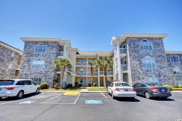 4705 Wild Iris Dr. #302, Myrtle Beach, SC 29577 (MLS #1909123) :: James W. Smith Real Estate Co.