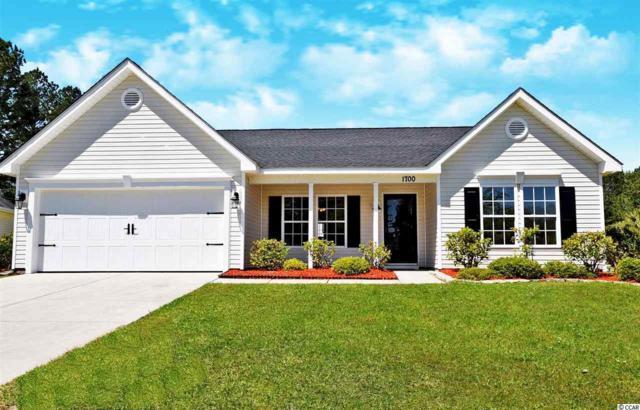 1700 Fairway Dr., Longs, SC 29568 (MLS #1909130) :: James W. Smith Real Estate Co.