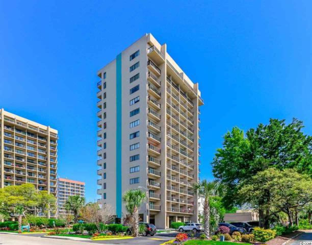 210 N 75th Ave N #4075, Myrtle Beach, SC 29572 (MLS #1909154) :: The Litchfield Company
