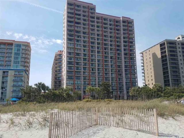 5308 N Ocean Blvd. #401, Myrtle Beach, SC 29577 (MLS #1909158) :: Right Find Homes