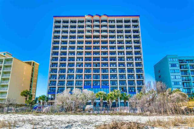 6804 Ocean Blvd. N #435, Myrtle Beach, SC 29572 (MLS #1909189) :: The Litchfield Company