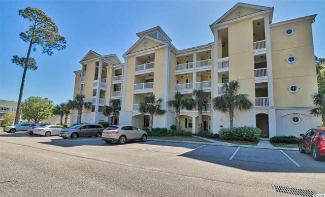 601 Hillside Dr. N #2923, North Myrtle Beach, SC 29582 (MLS #1909217) :: The Greg Sisson Team with RE/MAX First Choice