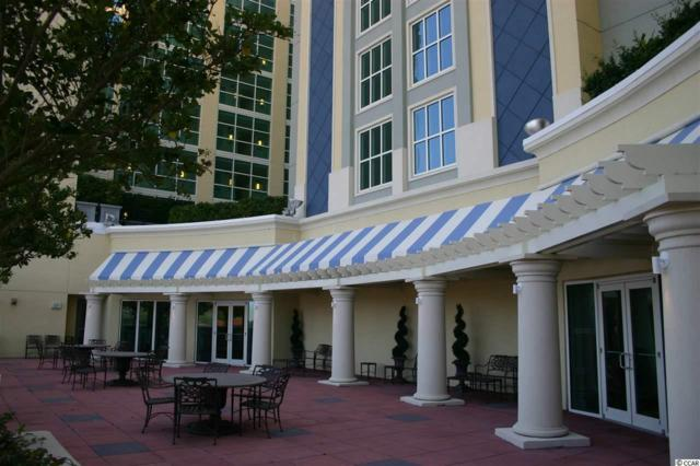 603 S Ocean Blvd. #1005, North Myrtle Beach, SC 29582 (MLS #1909245) :: The Litchfield Company