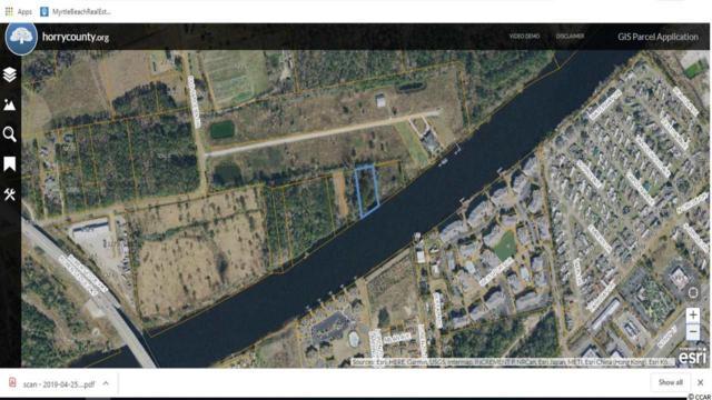 Parcel 5 Old Sanders Rd., Little River, SC 29566 (MLS #1909246) :: The Hoffman Group