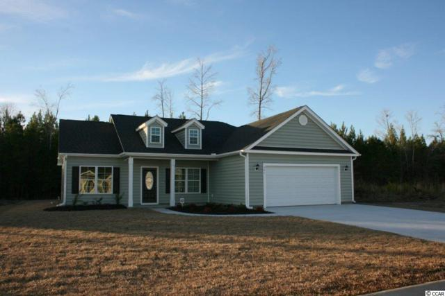 349 Copperwood Loop, Conway, SC 29526 (MLS #1909273) :: The Litchfield Company