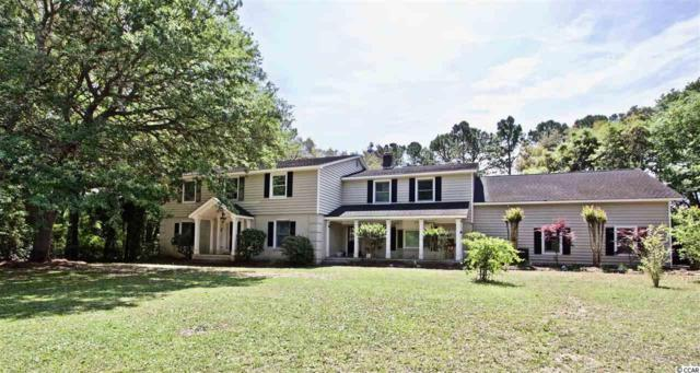 730 Country Club Dr., Pawleys Island, SC 29585 (MLS #1909287) :: The Litchfield Company