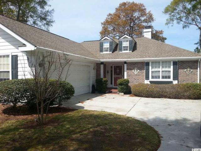 1761 Parsons Way, Surfside Beach, SC 29575 (MLS #1909307) :: The Litchfield Company