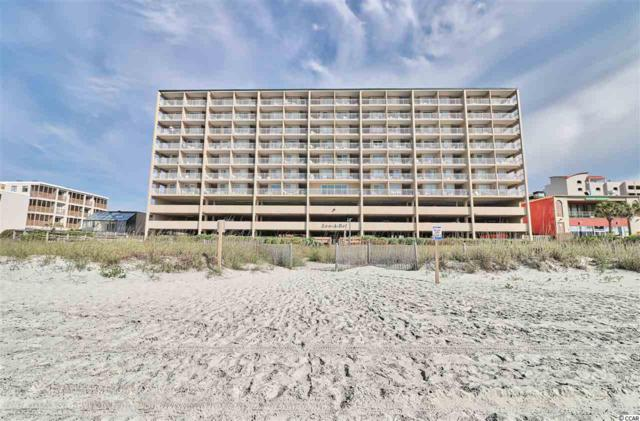1709 S Ocean Blvd. #105, North Myrtle Beach, SC 29582 (MLS #1909314) :: The Lachicotte Company