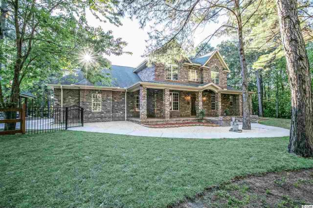 140 Manchester Ranch Pl., Conway, SC 29526 (MLS #1909333) :: The Hoffman Group