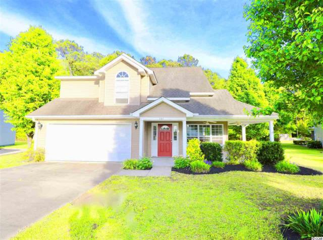161 Red Cedar Ave., Myrtle Beach, SC 29588 (MLS #1909350) :: The Trembley Group | Keller Williams