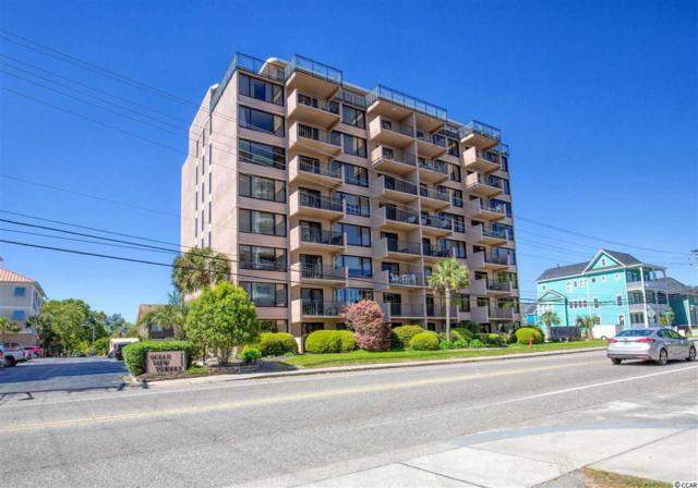 7603 N Ocean Blvd. 3-F, Myrtle Beach, SC 29572 (MLS #1909403) :: James W. Smith Real Estate Co.