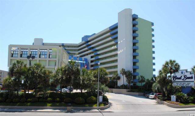 1105 S Ocean Blvd. S #930, Myrtle Beach, SC 29577 (MLS #1909437) :: United Real Estate Myrtle Beach