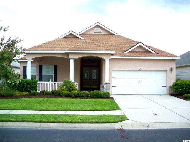 425 Valhalla Ln., Murrells Inlet, SC 29576 (MLS #1909450) :: Jerry Pinkas Real Estate Experts, Inc