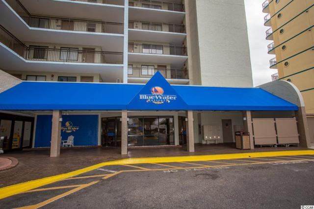 2001 S Ocean Blvd. #411, Myrtle Beach, SC 29577 (MLS #1909466) :: Right Find Homes