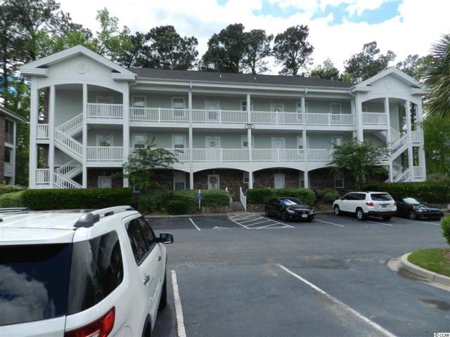 686 Riverwalk Dr. #104, Myrtle Beach, SC 29579 (MLS #1909476) :: Hawkeye Realty