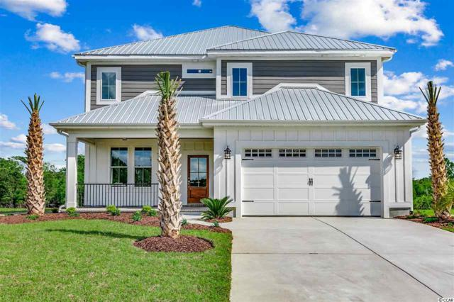 521 Harbour View Dr., Myrtle Beach, SC 29579 (MLS #1909492) :: The Litchfield Company