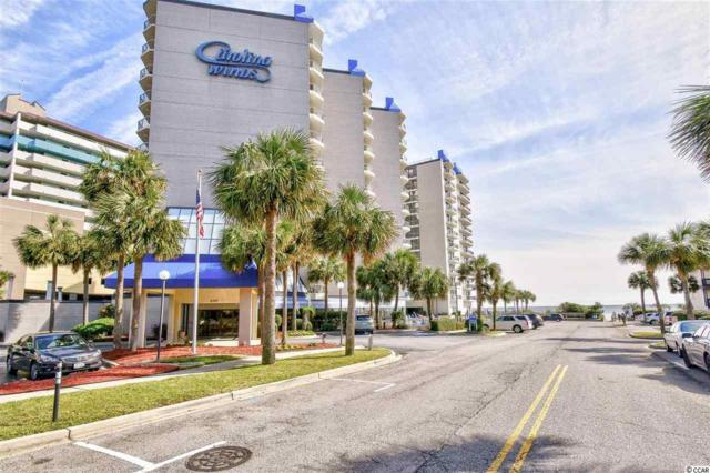 207 76th Ave. N #3302, Myrtle Beach, SC 29572 (MLS #1909497) :: Jerry Pinkas Real Estate Experts, Inc