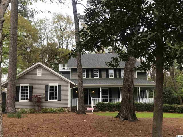 1109 Waterway Ln., North Myrtle Beach, SC 29582 (MLS #1909598) :: The Litchfield Company