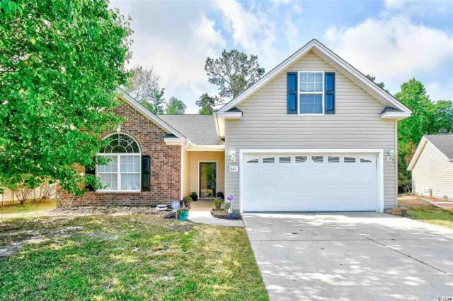 661 West Oak Circle Dr., Myrtle Beach, SC 29588 (MLS #1909602) :: Jerry Pinkas Real Estate Experts, Inc