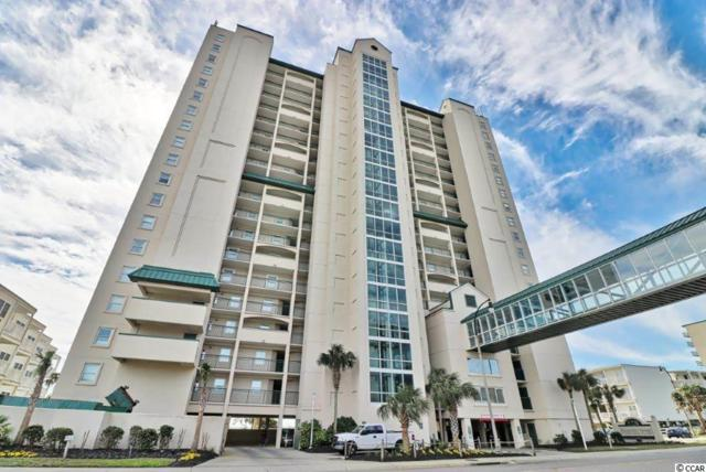 3805 S Ocean Blvd. #303, North Myrtle Beach, SC 29582 (MLS #1909643) :: James W. Smith Real Estate Co.