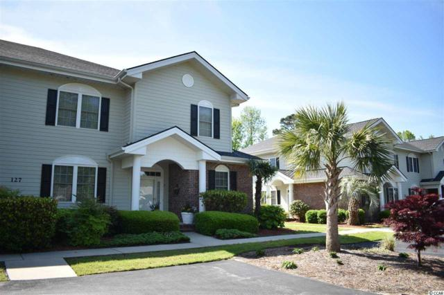 127 Crooked Gulley Circle #2, Sunset Beach, NC 28468 (MLS #1909692) :: The Trembley Group