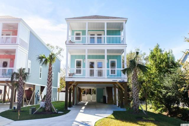 220 10th Ave. S, Surfside Beach, SC 29575 (MLS #1909694) :: The Lachicotte Company
