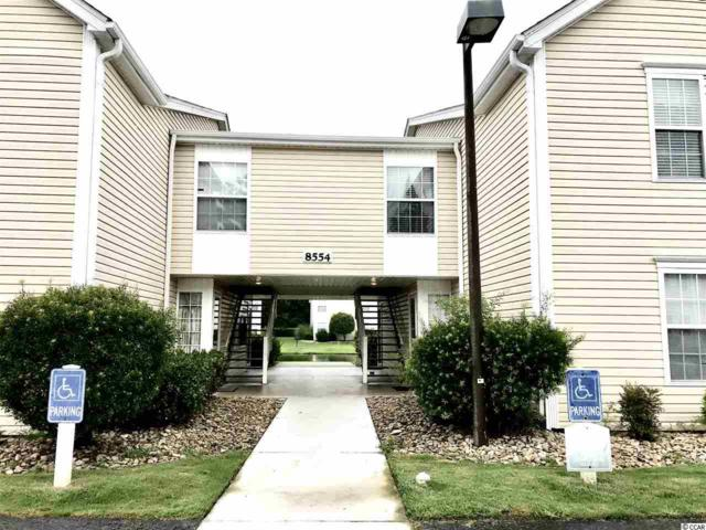 8554 Hopkins Circle Unit E, Surfside Beach, SC 29575 (MLS #1909706) :: James W. Smith Real Estate Co.