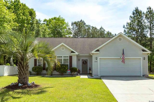 4006 Manor Wood Dr., Myrtle Beach, SC 29588 (MLS #1909711) :: Jerry Pinkas Real Estate Experts, Inc