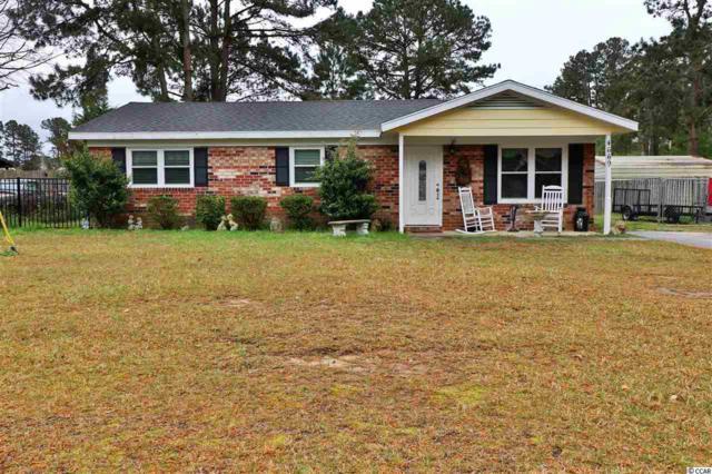 4669 Teakwood Dr., Myrtle Beach, SC 29588 (MLS #1909748) :: Jerry Pinkas Real Estate Experts, Inc