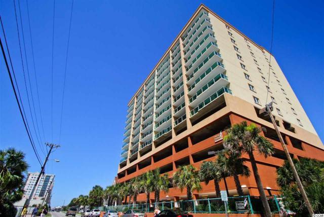 1706 S Ocean Blvd. S #1102, North Myrtle Beach, SC 29582 (MLS #1909752) :: James W. Smith Real Estate Co.