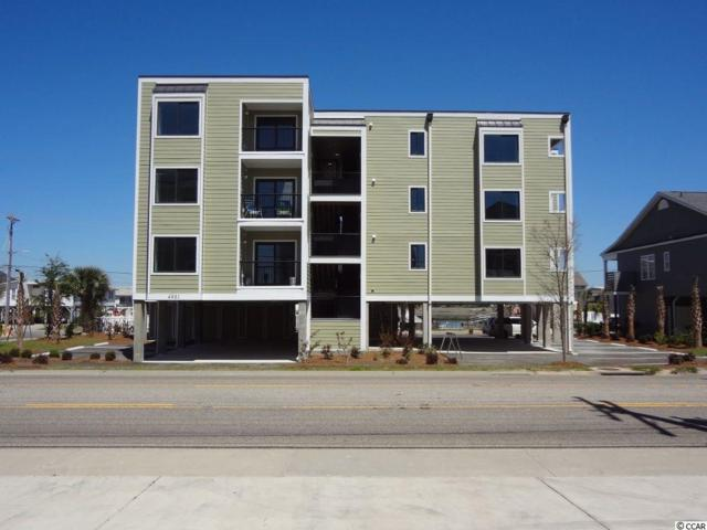 4901 N Ocean Blvd. 3P, North Myrtle Beach, SC 29582 (MLS #1909761) :: The Hoffman Group