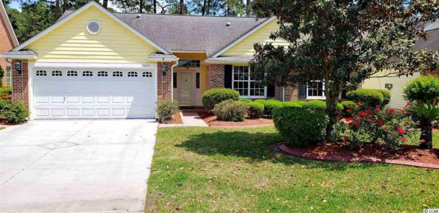 4820 Southern Trail, Myrtle Beach, SC 29579 (MLS #1909762) :: Jerry Pinkas Real Estate Experts, Inc