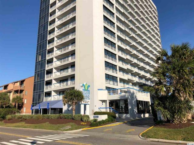 5511 Ocean Blvd. N #709, Myrtle Beach, SC 29577 (MLS #1909819) :: Keller Williams Realty Myrtle Beach