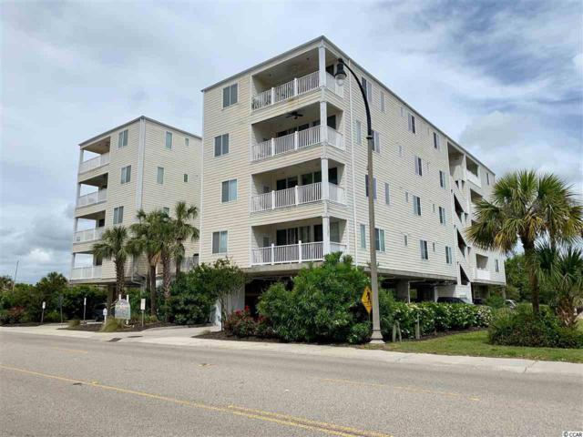 4604 S Ocean Blvd. 1B, North Myrtle Beach, SC 29582 (MLS #1909874) :: Garden City Realty, Inc.