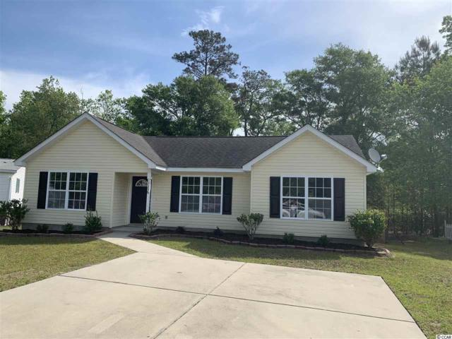 1729 Bridgewater Dr., Conway, SC 29526 (MLS #1909886) :: Right Find Homes