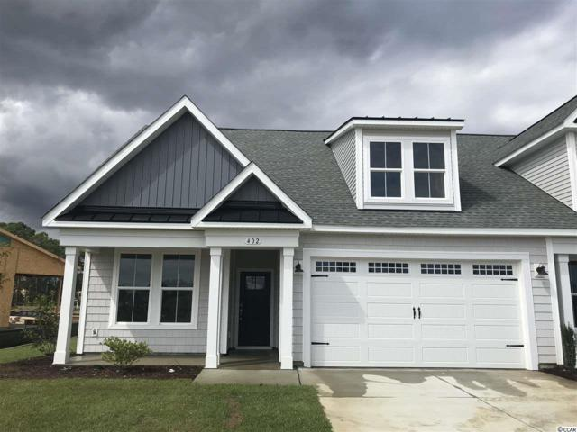 425 Goldenrod Circle 3 - A, Little River, SC 29566 (MLS #1909891) :: The Trembley Group