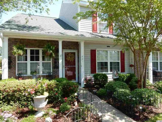 421 Whinstone Dr. #421, Murrells Inlet, SC 29576 (MLS #1909901) :: Right Find Homes