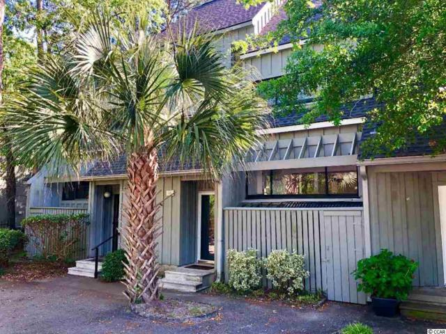 7300 Porcher Dr. #11, Myrtle Beach, SC 29572 (MLS #1909909) :: Jerry Pinkas Real Estate Experts, Inc