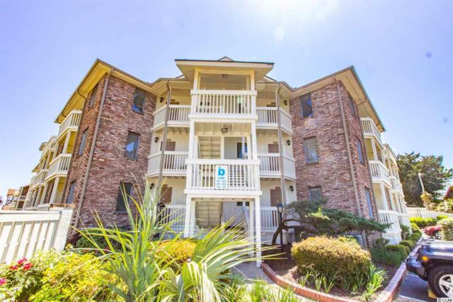 2805 N Ocean Blvd. #311, Myrtle Beach, SC 29577 (MLS #1909919) :: Keller Williams Realty Myrtle Beach