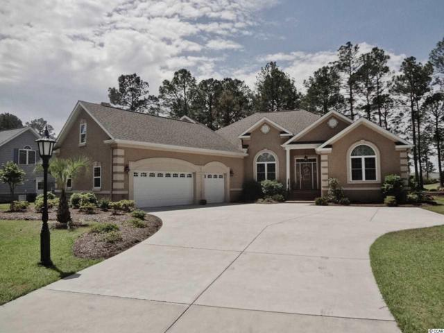 617 Stanton Hall Dr. Nw, Calabash, NC 28467 (MLS #1909942) :: James W. Smith Real Estate Co.