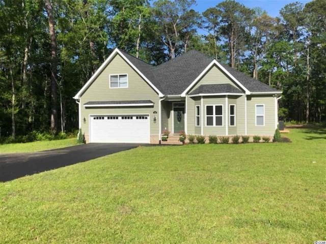 306 Hill Dr., Pawleys Island, SC 29585 (MLS #1909946) :: The Hoffman Group