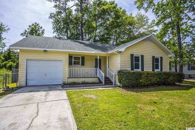 3541 Gordon Dr., Myrtle Beach, SC 29579 (MLS #1910020) :: Right Find Homes