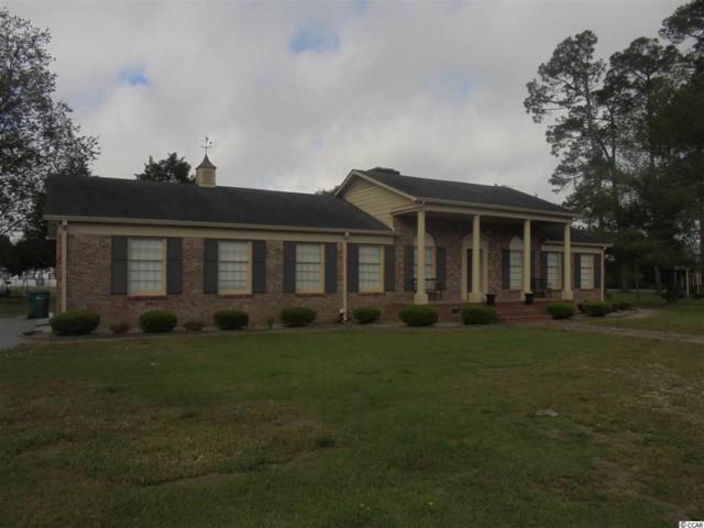 107 Pinewood Dr., Marion, SC 29571 (MLS #1910059) :: The Hoffman Group