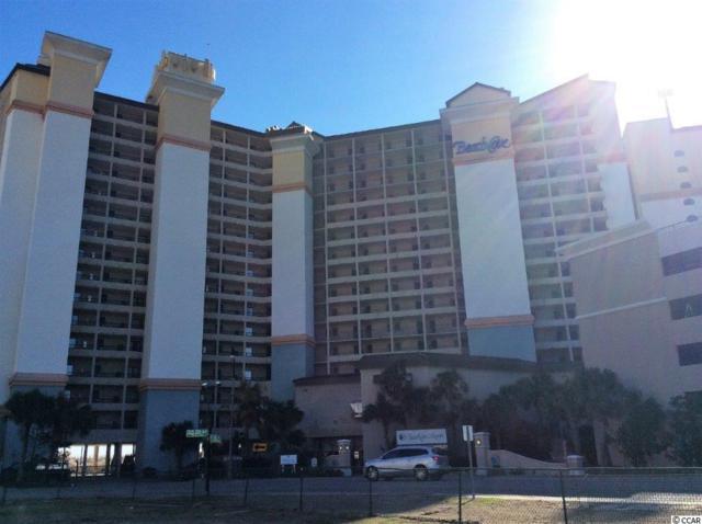 4800 S Ocean Blvd. #911, North Myrtle Beach, SC 29582 (MLS #1910086) :: Jerry Pinkas Real Estate Experts, Inc