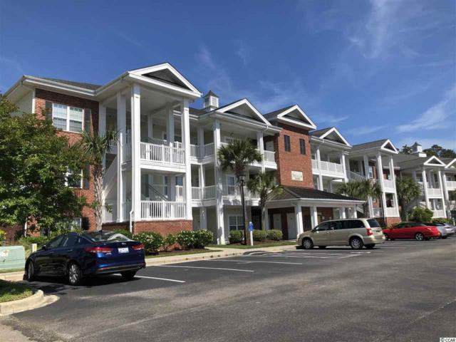 1008 Ray Costin Way #306, Murrells Inlet, SC 29576 (MLS #1910103) :: Right Find Homes
