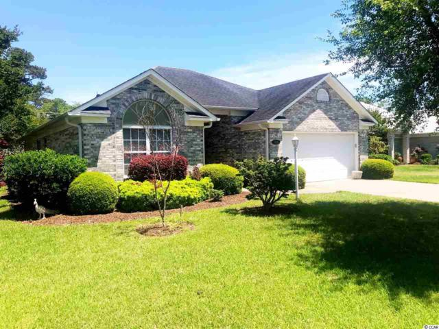 1116 Coral Sand Dr., North Myrtle Beach, SC 29582 (MLS #1910128) :: Jerry Pinkas Real Estate Experts, Inc