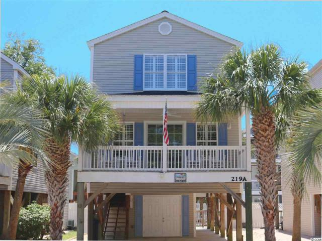 219A 16th Ave. S, Surfside Beach, SC 29575 (MLS #1910136) :: James W. Smith Real Estate Co.