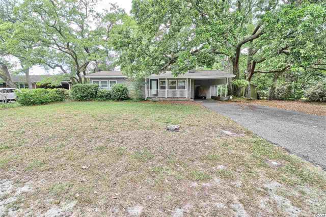 4905 Pine Lake Dr., Myrtle Beach, SC 29577 (MLS #1910150) :: Jerry Pinkas Real Estate Experts, Inc