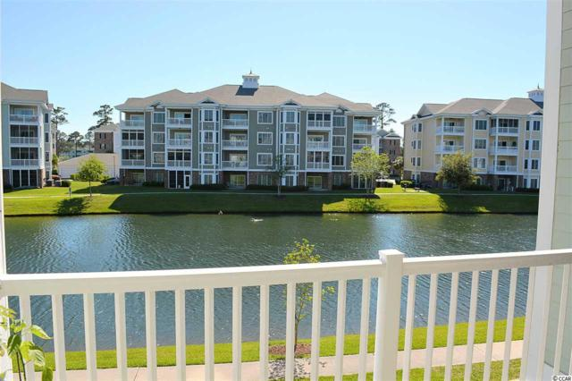 4817 Magnolia Lake Dr. 60-203, Myrtle Beach, SC 29577 (MLS #1910153) :: The Litchfield Company
